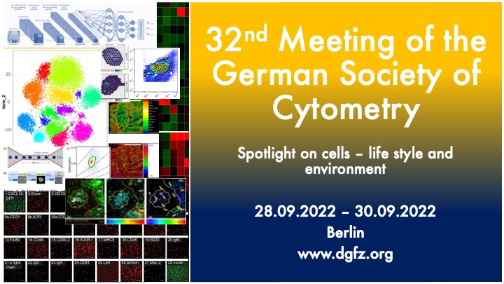 Announcement for the DGFZ-Conference 2022
